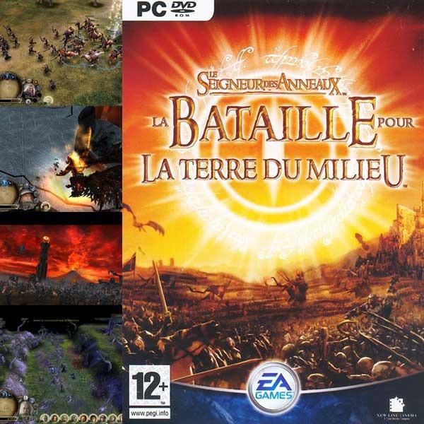 Jeux PC Le Seigneur des Anneaux : La Bataille pour la Terre du Milieu (PC) Le Seigneur des Anneaux : La Bataille pour la Terre du Milieu (PC)