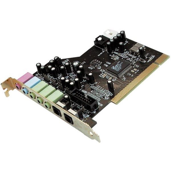 Carte son interne TerraTec SoundSystem Aureon 5.1 PCI TerraTec SoundSystem Aureon 5.1 PCI