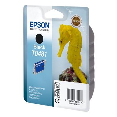 Cartouche imprimante Epson T0481 Epson T0481 - Cartouche d'encre noire