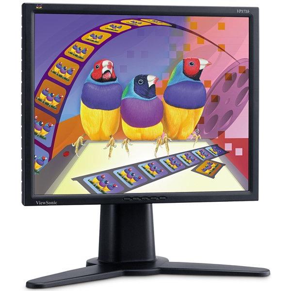 """Ecran PC ViewSonic 17"""" LCD - VP171b - Nouvelle dalle 8 ms (garantie constructeur 3 ans sur site) ViewSonic 17"""" LCD - VP171b - Nouvelle dalle 8 ms (garantie constructeur 3 ans sur site)"""