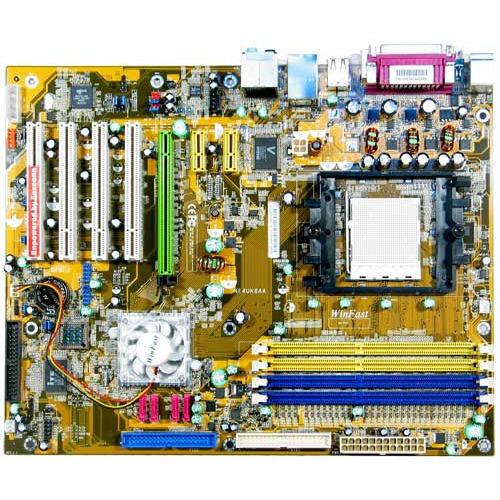 Carte mère Foxconn NF4UK8AA-8EKRS Foxconn NF4UK8AA-8EKRS