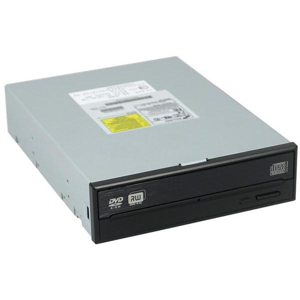 Lecteur graveur Shuttle CR40 (coloris noir) - DVD(+/-)RW 16/4/16/4x DL(+) 4x CD-RW 40/24/40x IDE Shuttle CR40 (coloris noir) - DVD(+/-)RW 16/4/16/4x DL(+) 4x CD-RW 40/24/40x IDE