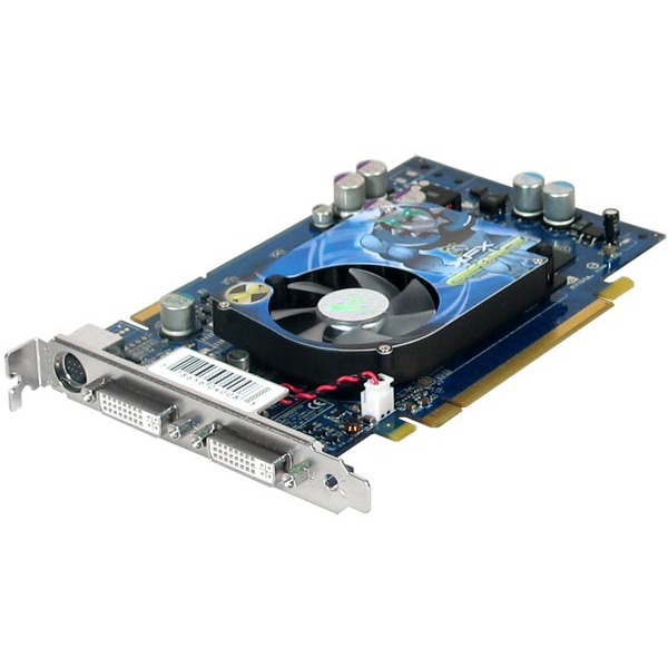Carte graphique XFX GeForce 6600 GT - 128 Mo TV-Out/DVI - PCI-Express - Extreme Gamers Edition (NVIDIA GeForce 6600 GT) XFX GeForce 6600 GT - 128 Mo TV-Out/DVI - PCI-Express - Extreme Gamers Edition (NVIDIA GeForce 6600 GT)