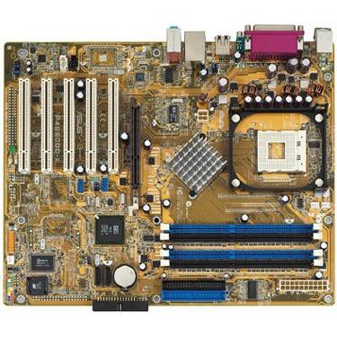 Carte mère ASUS P4S800D-X ASUS P4S800D-X (SiS 655FX) - ATX