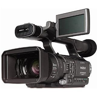Caméscope numérique Sony HDR-FX1 Sony HDR-FX1 - Camescope Haute Définition