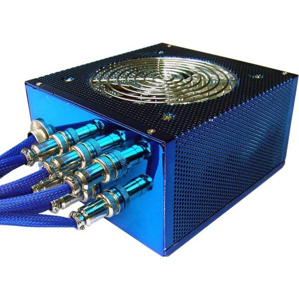 Alimentation PC HIPER AL-HPU-4B580-MU - Serie Type R - Alimentation modulaire 580W HIPER AL-HPU-4B580-MU - Serie Type R - Alimentation modulaire 580W