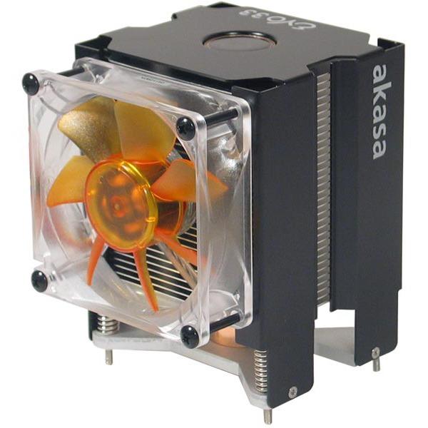 Ventilateur processeur Akasa EVO 33/912 Akasa EVO 33/912 (pour Intel Socket 478)