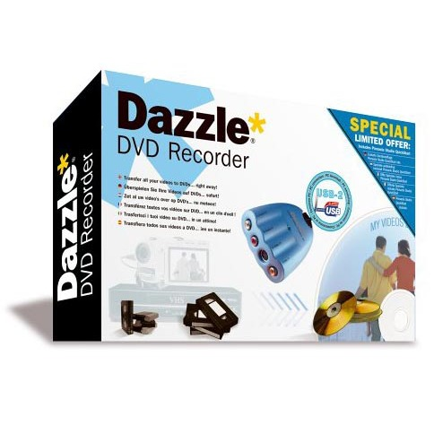 dazzle dvd recorder carte d 39 acquisition dazzle sur ldlc. Black Bedroom Furniture Sets. Home Design Ideas