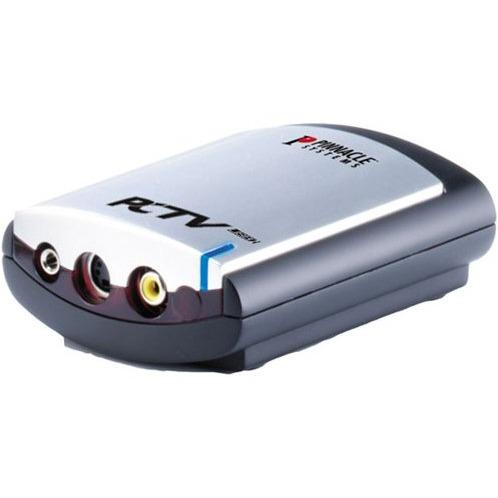 Tuner TNT USB Pinnacle Systems PCTV 100e Pinnacle Systems PCTV 100e - Boîtier externe Tuner TV analogique (USB 2.0)