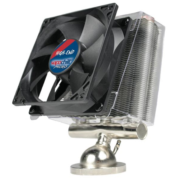 Ventilateur processeur asetek VapoChill MICRO - HIGH END (K8) asetek VapoChill MICRO - HIGH END (K8)