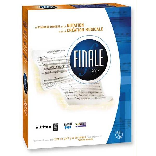 Logiciel musique & MP3 MakeMusic! Inc. - AR200510170107 MakeMusic! Inc. - AR200510170107