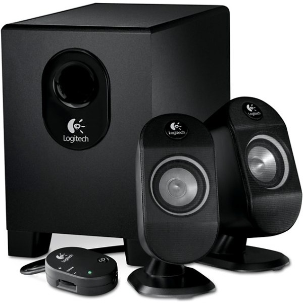 logitech x 210 enceinte pc logitech sur ldlc. Black Bedroom Furniture Sets. Home Design Ideas