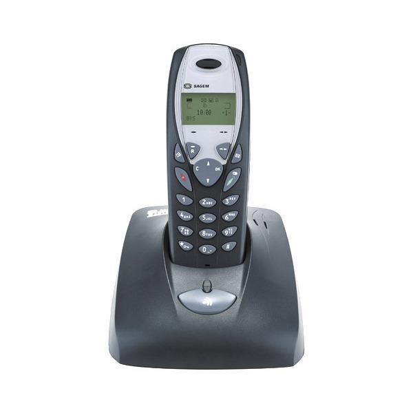 sagem d50t duo d50t achat vente t l phone sans fil. Black Bedroom Furniture Sets. Home Design Ideas