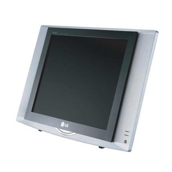 TV LG 15LW1R LG 38 cm 4/3 - 1024 x 768 pixels - 15LW1R (sans fil)