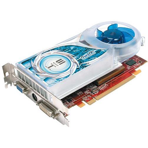 Carte graphique HIS X1300Pro IceQ 256MB DDR2 PCIe - 256 Mo TV-Out/DVI - PCI Express (ATI Radeon X1300 Pro) HIS X1300Pro IceQ 256MB DDR2 PCIe - 256 Mo TV-Out/DVI - PCI Express (ATI Radeon X1300 Pro)
