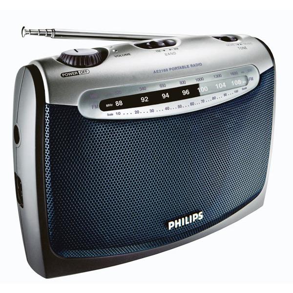Radio & radio réveil Philips AE2160 Radio portable