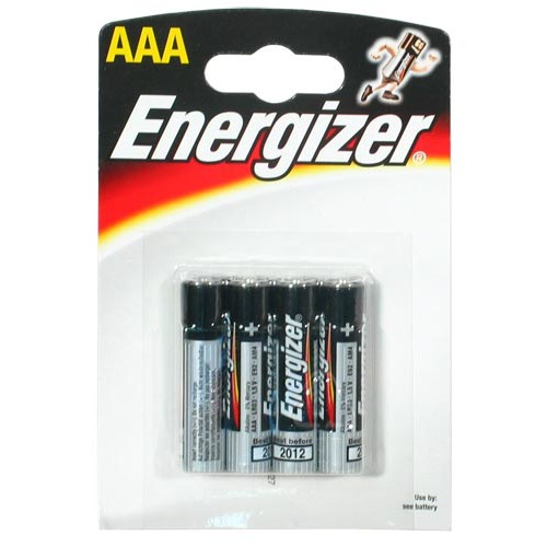 energizer 4 piles aaa lr03 fsb4 pile accu energizer sur ldlc. Black Bedroom Furniture Sets. Home Design Ideas
