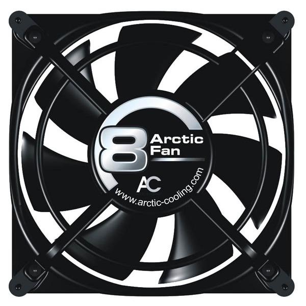 Ventilateur boîtier Arctic Cooling Arctic Fan 8 Arctic Cooling Arctic Fan 8