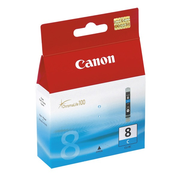 Cartouche imprimante Canon CLI-8C Cartouche d'encre cyan