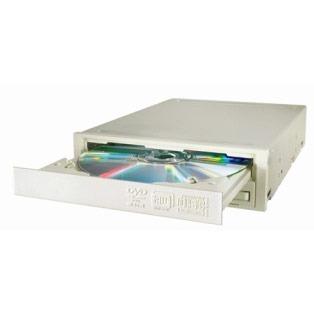 Lecteur graveur NEC ND-3550 NEC ND-3550 - DVD(+/-)RW 16/8/16/6x DL(+/-) 8/6x CD-RW 48/32/48x Façade Beige (bulk)