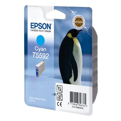 Cartouche imprimante Epson T5592 Epson T5592 - Cartouche d'encre cyan