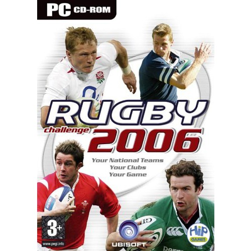 rugby challenge 2006 jeux pc hip interactive europe l s p sur ldlc. Black Bedroom Furniture Sets. Home Design Ideas