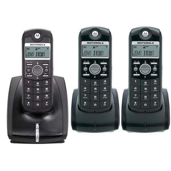 motorola me4050 3 t l phone sans fil motorola sur ldlc. Black Bedroom Furniture Sets. Home Design Ideas