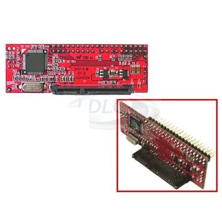 Serial ATA Convertisseur IDE / SATA Adaptateur IDE pour disque dur ou lecteur optique SATA (Serial ATA)