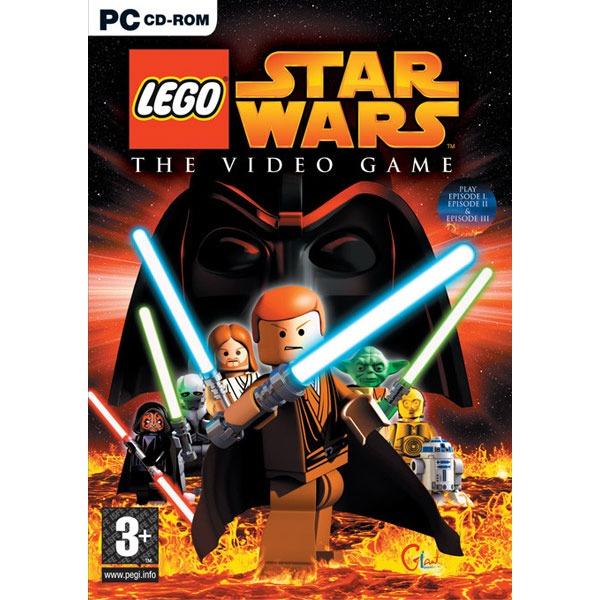 lego star wars achat vente jeux pc sur. Black Bedroom Furniture Sets. Home Design Ideas