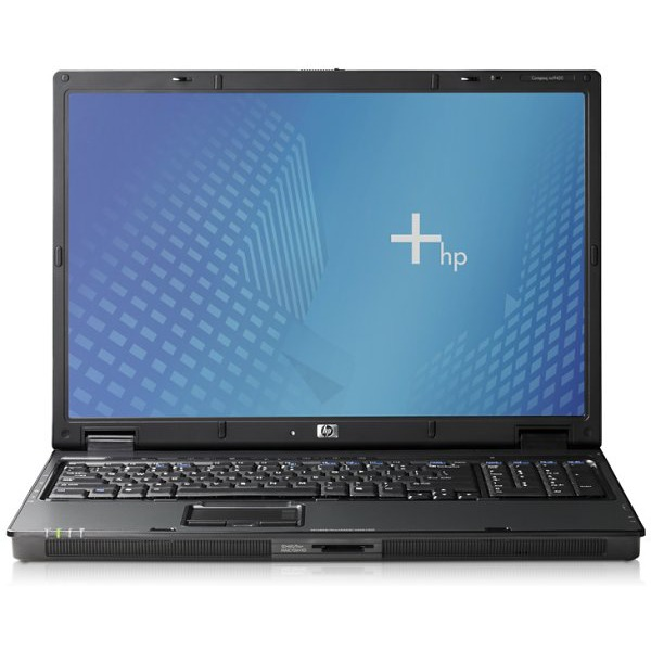 "PC portable HP nx9420 HP nx9420 - Intel Core Duo T2600 1 Go 100 Go 17"" TFT Graveur DVD Super Multi DL Wi-Fi G/Bluetooth WXPP"