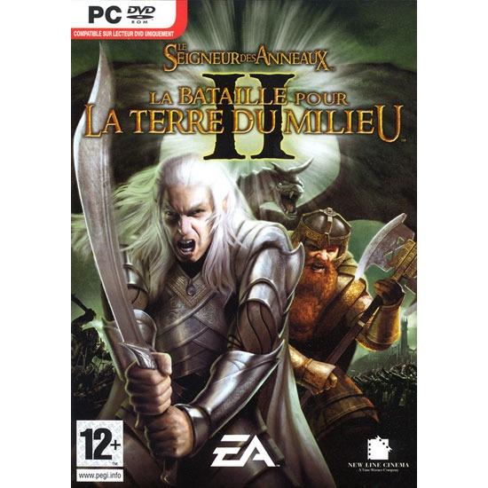 Jeux PC Le Seigneur des Anneaux : La Bataille pour la Terre du Milieu II Le Seigneur des Anneaux : La Bataille pour la Terre du Milieu II (PC)