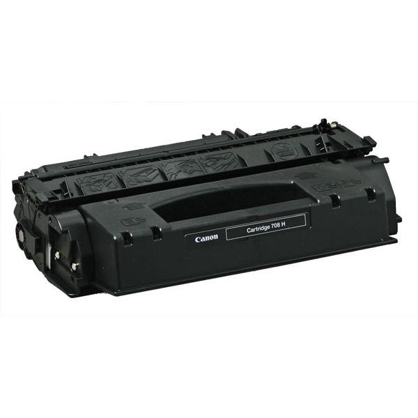 Toner imprimante Canon EP-708H Toner Noir (pour Laser Shot LBP-3300)