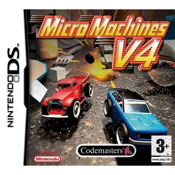 micro machine nintendo