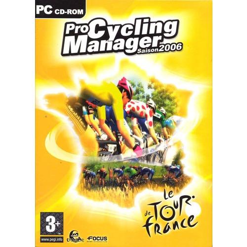 Jeux PC Pro Cycling Manager Saison 2006 Pro Cycling Manager Saison 2006 (PC)