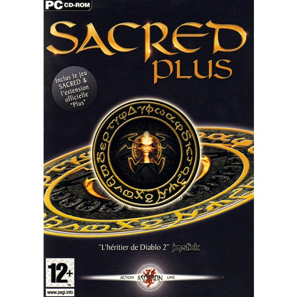 Jeux PC Sacred Plus Sacred Plus (PC)