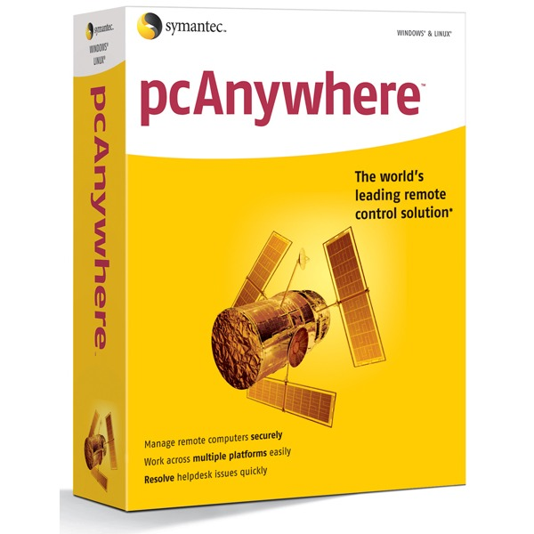 LDLC.com Symantec pcAnywhere 12 - 5 élèves Symantec pcAnywhere 12, Licence Education Elève seul - 5 utilisateurs (français, WINDOWS/LINUX)