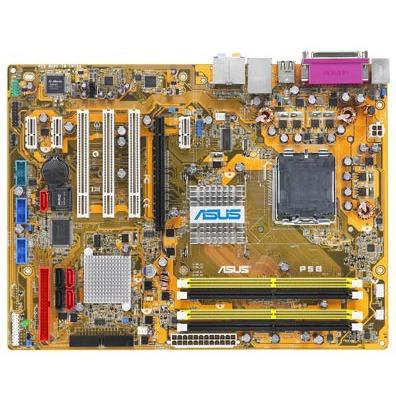 Carte mère ASUS P5B ASUS P5B (Intel P965 Express) - ATX - (garantie 3 ans)