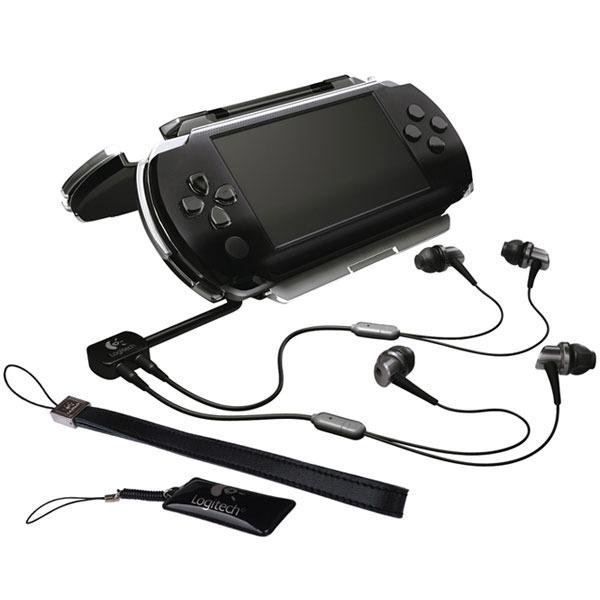 LDLC.com Logitech PlayGear Collection pour Sony PSP Logitech PlayGear Collection (pour console de jeux portable Sony PSP)