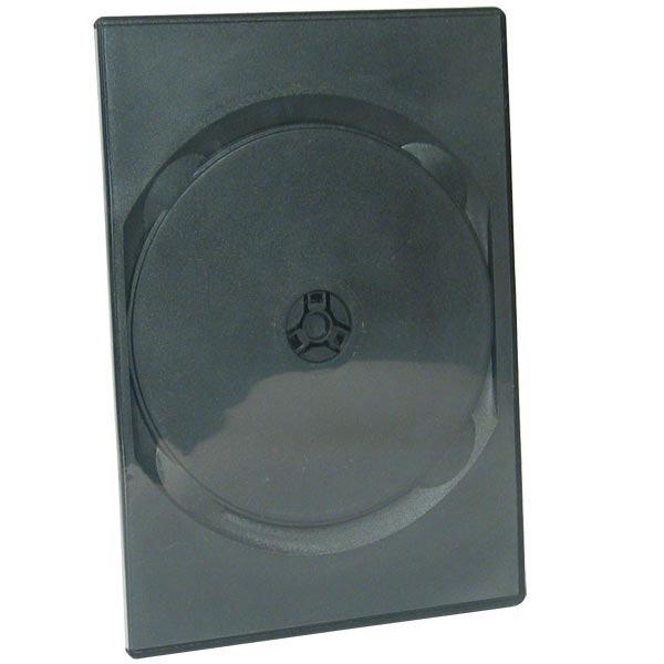 Boîtier de Rangement DVD (slim noir, pack de 200) - Pochette CD / DVD Générique sur LDLC