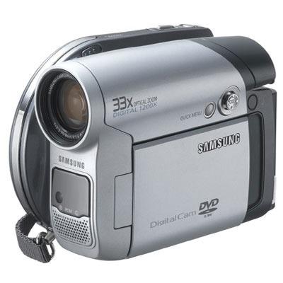 Caméscope numérique Samsung VP-DC161 Samsung VP-DC161 - Caméscope numérique DVD