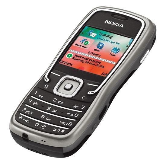 Mobile & smartphone Nokia 5500 Sport Nokia 5500 Sport (coloris gris)