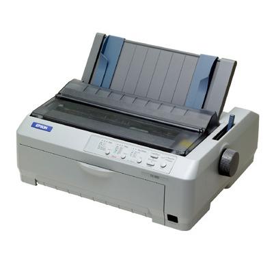 Imprimante matricielle Epson FX-890 Epson FX-890 - Imprimante matricielle à impact 9 aiguilles/80 colonnes (format A4)