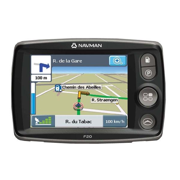 EUROPE POUR CARTE GPS NAVMAN TÉLÉCHARGER