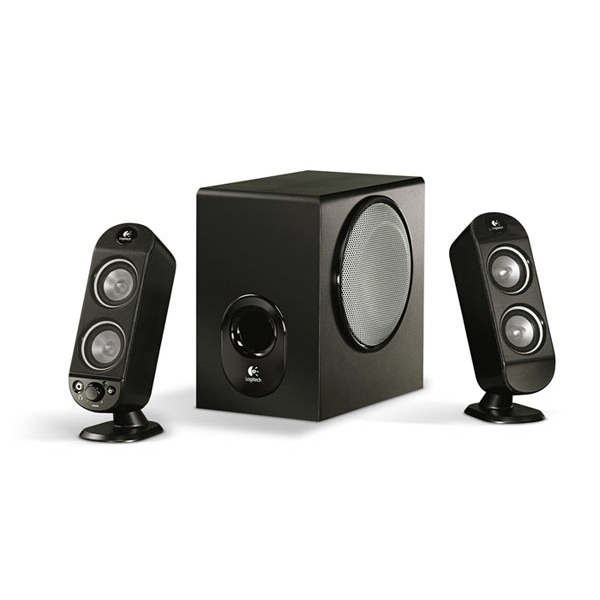 logitech x 230 refresh enceinte pc logitech sur ldlc. Black Bedroom Furniture Sets. Home Design Ideas