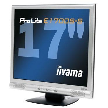 Iiyama prolite e1700s s2 ple1700s s2 achat vente for Vente ecran pc