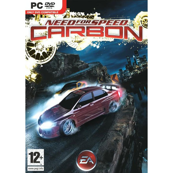 Jeux PC Need for Speed Carbon Need for Speed Carbon (PC)