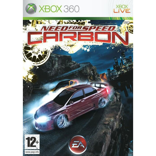 Jeux Xbox 360 Need for Speed Carbon Need for Speed Carbon (Xbox 360)