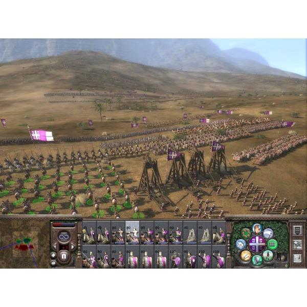 medieval ii total war jeux pc sega sur ldlc. Black Bedroom Furniture Sets. Home Design Ideas