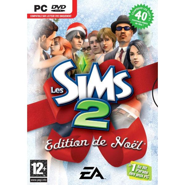 Jeux PC Les Sims 2 Edition de Noël Les Sims 2 Edition de Noël (PC)