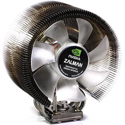 Ventilateur processeur Zalman CNPS9700 NT Zalman CNPS9700 NT (pour socket Intel 775 & AMD AM3/AM2+/AM2/940/939/754)